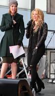 Savannah Guthrie and Shakira