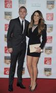 Darren Fletcher and Hayley Grice