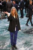 Patti Smith, Odeon cinema, Leicester Square, Odeon Leicester Square