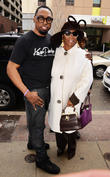 KeVan Parker and Patti Labelle