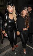 Rita Ora and Chloe Green