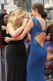 Shailene Woodley and Kate Winslet
