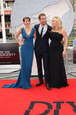 Shailene Woodley, Theo James, Kate Winslet, Odeon Leicester Square