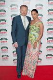Jared Harris, Allegra Riggio, Jameson Empire Awards, Grosvenor House