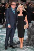 Ray Winstone and Elaine Winstone