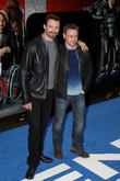 James Mcavoy and Hugh Jackman