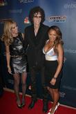Heidi Klum, Howard Stern and Mel B