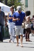Leonardo Dicaprio and Toni Garrn