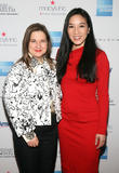 Sharon Cohen and Michelle Kwan