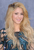 Shakira Gives A Speech At The United Nations