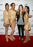 Harlem and Ashley Wagner