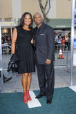 Laila Ali, Curtis Conway