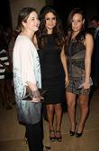 Mandy Cornett, Selena Gomez, Samantha Droke, The Beverly Hilton Hotel