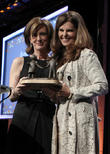Maria Shriver and Anne Sweeney