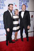 Dana Brunetti, Kristin Chenoweth and Kevin Spacey