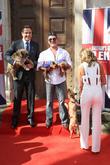 Simon Cowell, David Walliams, Amanda Holden, Britain's Got Talent