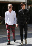 Jamie Laing and Ollie Proudlock