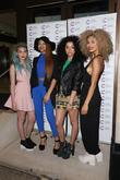 Neon Jungle, Asami Zdrenka, Amira Mccarthy and Shereen Cutkelvin