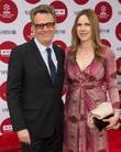 Greg Proops and Jennifer Canaga
