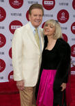 Wink Martindale and Sandy Ferra