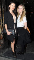 Emma Miller and Diana Vickers