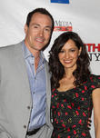 Chris Klein and Charlene Amoia