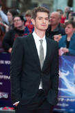 Andrew Garfield, Odeon Leicester Square