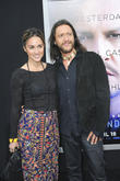 Megan Ozurovich and Clifton Collins Jr.