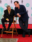 Jerry Lewis, Quentin Tarantino, TCL Chinese Theater