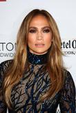 Jennifer Lopez, The Beverly Hilton Hotel