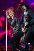 Joey Tempest and John Norum