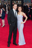 Samantha Barks and Richard Fleeshman