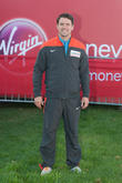 Virgin London Marathon: Celebrities