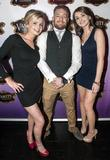 Edel Corrigan, Conor McGregor and Alice Cunningham