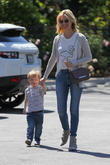 January Jones and Xander