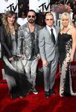 AJ McLean, Rochelle Karidis, Brain Littrell and Leighanne Wallace