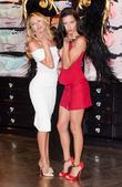 Candice Swanepoel and Adriana Lima
