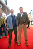 Tom Hardy and Steve Knight (director)