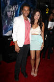 Corbin Bleu, Sasha Clements, Regal Cinemas L.A. Live