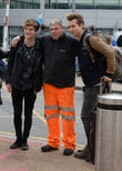 James McVey, Connor Ball and The Vamps