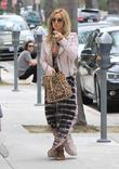 Ashley Tisdale spotted out in Los Angeles