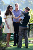 Prince William, Catherine and Duchess Of Cambridge