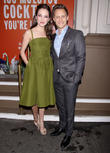 Laura Osnes, Nathan Johnson, Booth Theatre,