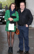 Shaun Williamson and Jasmyn Banks