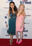 Jessica Sanchez and Hollie Cavanagh