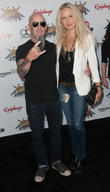 Pearl Aday and Scott Ian