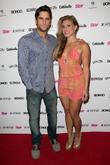 Justin Bird and Marisa Saks