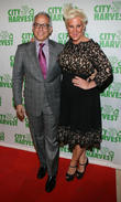 Geoffrey Zakarian and Anne Burrell
