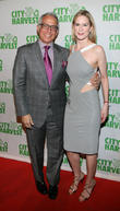 Geoffrey Zakarian and Stephanie March