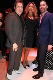 Isaac Mizrahi, Arnold Germer and Wendy Williams